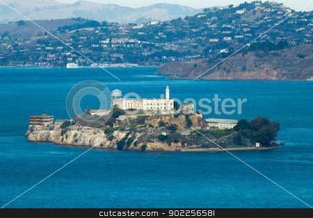 Alcatraz Island in San Francisco, USA stock photo, Alcatraz Island in San Francisco, USA by Click Images
