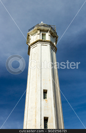 Old lighthouse stock photo, Old lighthouse by Click Images
