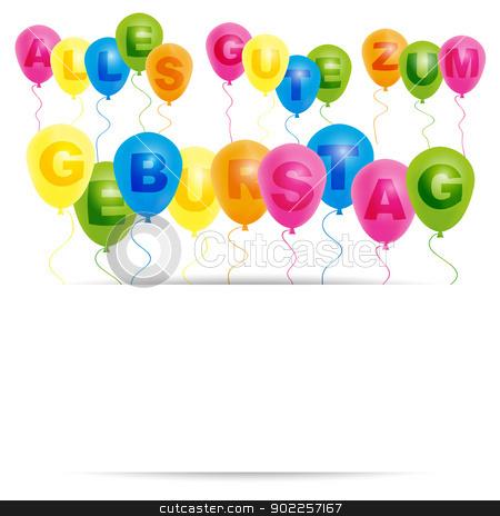 similar images happy birthday card german
