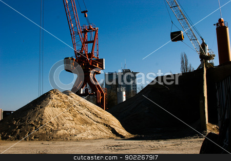 industrial stock photo,  by Axel Lauer