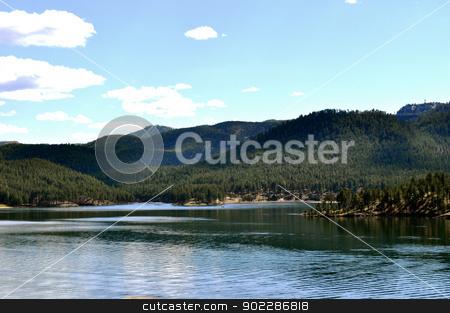 Black Hills lake stock photo, Black Hills lake by Liane Harrold