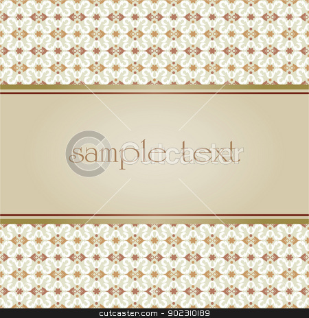cover design stock vector clipart, cover design seamless pattern by Sevgi Dal