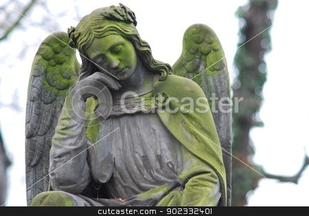 angel stock photo, angel by Sarka