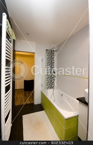 modern bathroom stock photo, modern bathroom by Sarka