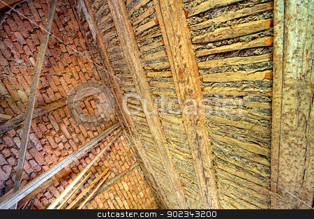 Abstract walls in old house - HDR stock photo, Abstract walls in old house - HDR taken with Canon 5D and tripod by Mirko Pernjakovic