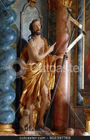 Saint John the Baptist stock photo, Saint John the Baptist by Zvonimir Atletic