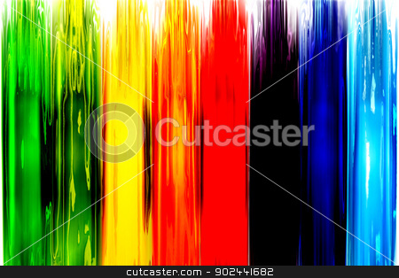 color abstract background stock photo, color abstract background generated by the computer  by Jiri Vaclavek