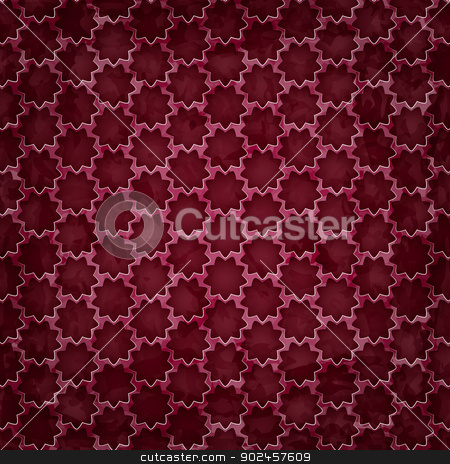red stars stock vector clipart, new abstract wallpaper with star symbols can use like grunge background by metrue