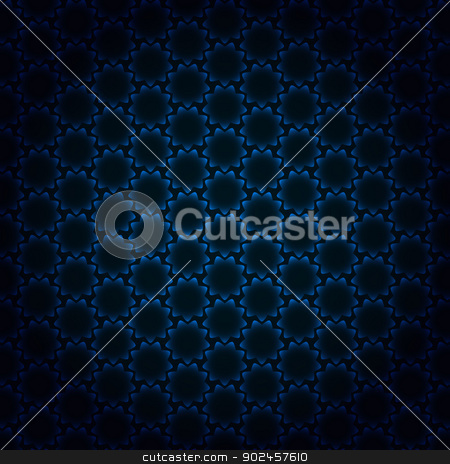 star grate stock vector clipart, new abstract grate with star cells can use like modern background by metrue
