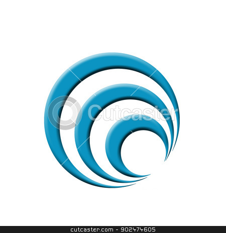 logo stock photo, logo by DoReMe