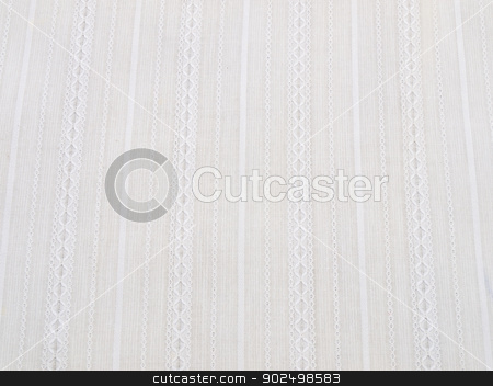 Linear cotton fabric as background stock photo, Linear cotton fabric as background by gururugu