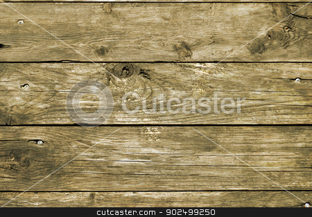 old wooden planks stock photo, Old wooden planks background. Wooden table or floor. by J?
