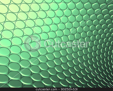 3d abstract backdrop in green stock photo, 3d abstract backdrop in green by johnjohnson