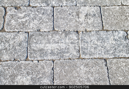 Detailed Brick Wall stock photo, Closeup of gray brick wall. Great texture and detail.  by Leah Fallesen