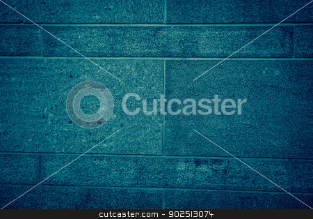 concret wall texture and background stock photo, Blue concret textured wall texture and background by Isabelle-Anne Tassé