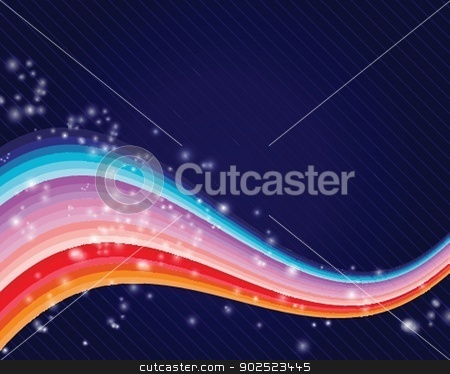 Neon lights  graphic design abstract background. stock photo, Neon   graphic design abstract background. by Maria Cherevan