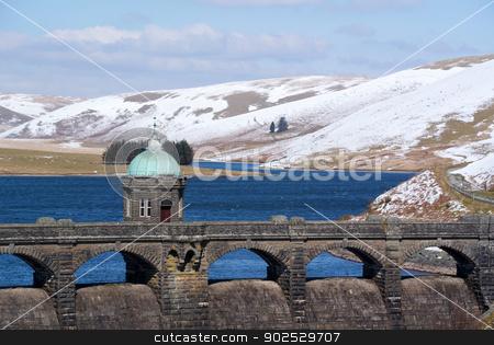 Craig Goch reservoir, Elan Valley, Wales UK. stock photo, Craig Goch reservoir, Elan Valley, Wales UK. by Stephen Rees