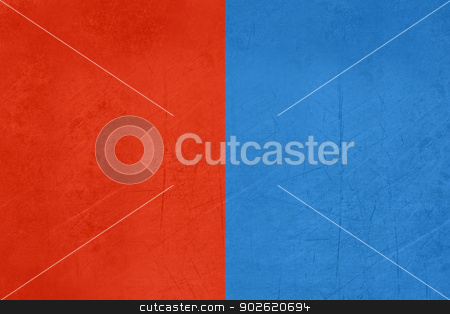Grunge flag of Catania region of Italy stock photo, Grunge flag of Catania region of Italy by Martin Crowdy