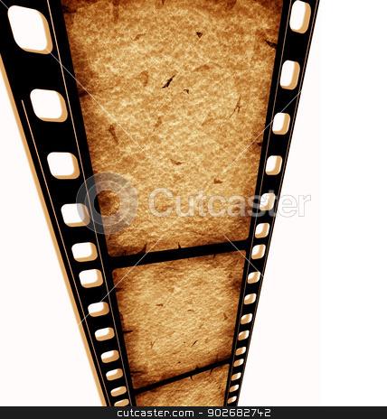 Old Film Stock Photo