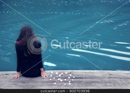 meditation stock photo, relaxation by abdullah üsame deniz