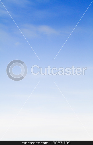 blue sky stock photo, blue sky by budastock