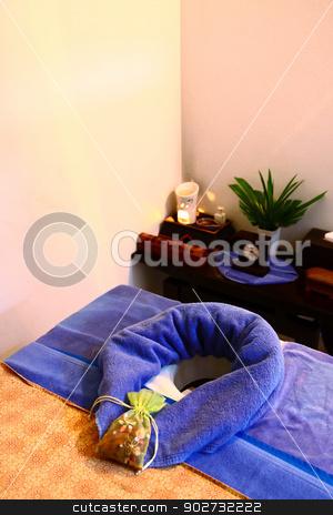 Spa Room stock photo, Spa Room in Thailand by Vichaya Kiatying-Angsulee