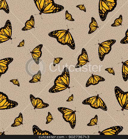 Seamless ornament pattern tile  stock photo, Seamless ornament pattern tile for design needs by Maria Repkova