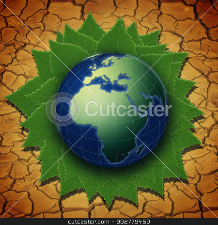 Green Earth. Abstract environmental backgrounds stock photo, Green Earth. Abstract environmental backgrounds by tolokonov