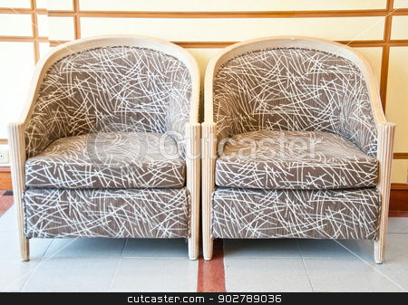 Vintage chair style stock photo, vintage chair style for living room by Charoen Dokkularb