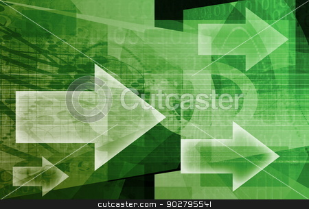Business Leader stock photo, Business Leader with Market Industry Leadership Art by Kheng Ho Toh