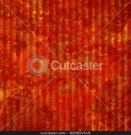 fall leafs stock vector clipart, new autumn background with colorful leafs can use like seasonal wallpaper by metrue