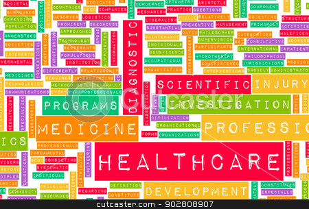 Healthcare stock photo, Healthcare in the Medical Industry as Concept by Kheng Ho Toh
