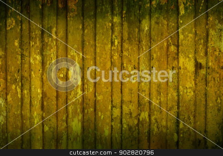 Moldy wooden house wall stock photo, Moldy wooden house wall - the grunge background by Alexey Romanov