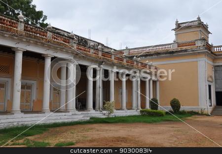 Chowmahalla Palace in Hyderabad stock photo, Chowmahalla Palace in Hyderabad, India by Ritu Jethani
