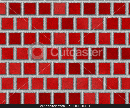 red seamless ceramic tiles, abstract texture stock photo, red seamless ceramic tiles, abstract texture by Sergiy Artsaba
