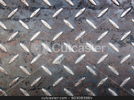 Old iron metal abstract wall black stock photo, Old iron metal abstract wall black background. by janniwet