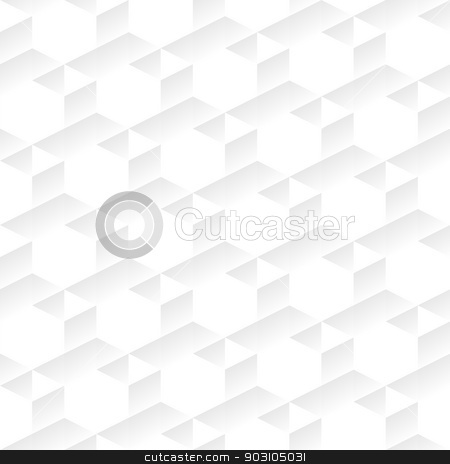 White geometric texture. stock vector clipart, White geometric texture. Use as a backdrop, the fill pattern, wallpaper, seamless texture. by LittleCuckoo