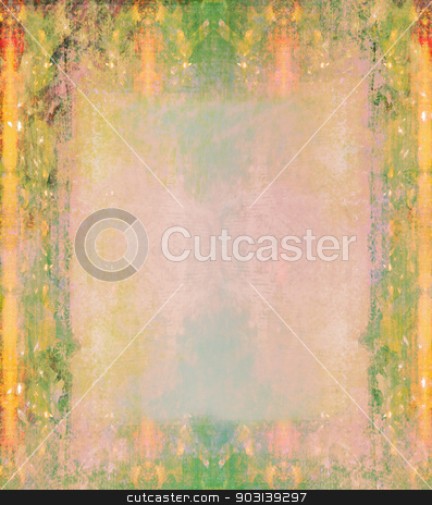 Grunge colorful frame stock photo, Grunge colorful frame by Jacky Brown