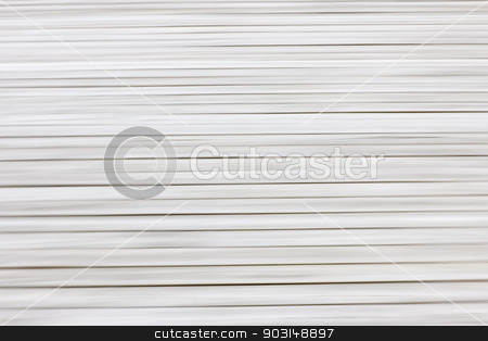 Abstract wood background stock photo, Background of grey wooden planks on dock created by horizontal in-camera motion blur by Elena Elisseeva