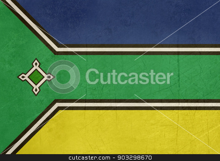 Grunge state flag of Amapa in Brazil stock photo, Grunge state flag of Amapa in Brazil. by Martin Crowdy
