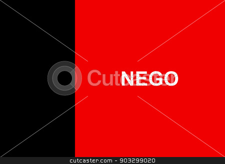 State flag of Paraiba in Brazil stock photo, State flag of Paraiba in Brazil by Martin Crowdy