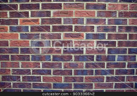 Brick Wall stock photo, A Brick Wall texture. by Chris Dorney