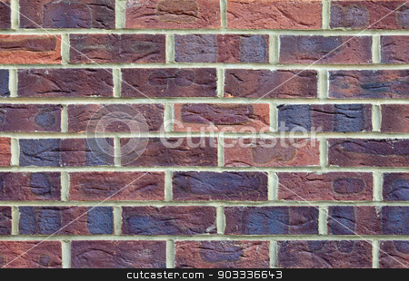 Brick Wall stock photo, A Brick Wall texture. by Chris Dorney