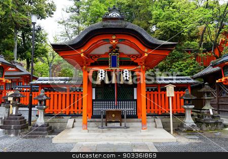 japan temple stock photo, templ by Keng po Leung