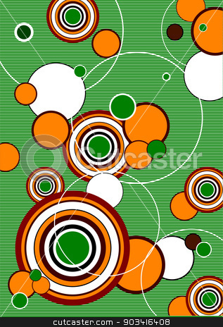Abstract circle background, vector illustration stock vector clipart, Abstract circle background, vector illustration by Leonid Dorfman