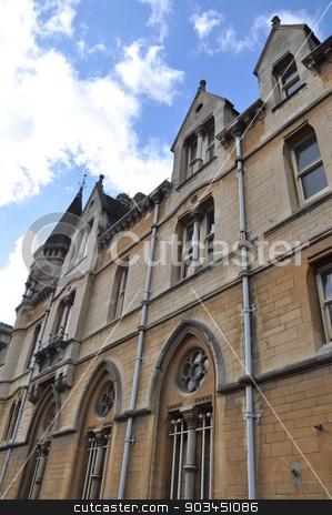 Oxford University in England stock photo, Oxford University in England by Ritu Jethani