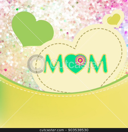 Happy Mother's Day. EPS 10 stock vector clipart, Happy Mother's Day. EPS 10 vector file included by Vladimir Petrov