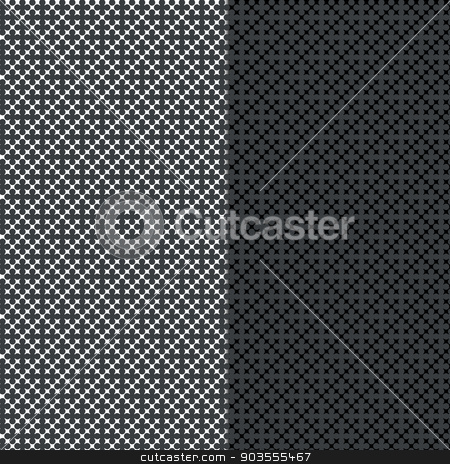 Black and white ornamental pattern stock photo, Black and white ornamental pattern. For your commercial and editorial use by Serhii