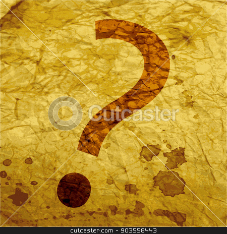 question mark icon Flat with abstract background stock photo, question mark icon Flat with abstract background. by Serhii