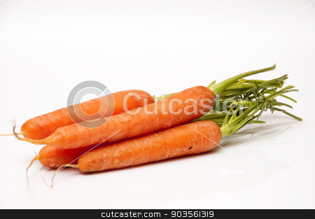 carrots stock photo, orange carrots very good and sweet by Arnau Ramos Oviedo